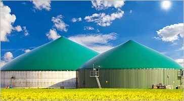 Biogas Power Generation